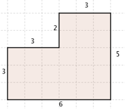 Perimeter of shapes mathvillage find the perimeter of this figure ccuart Image collections
